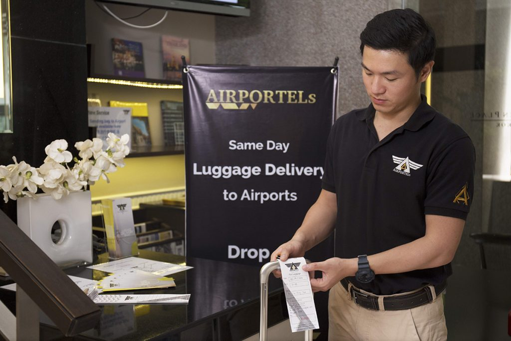 airportels,luggage delivery bangkok