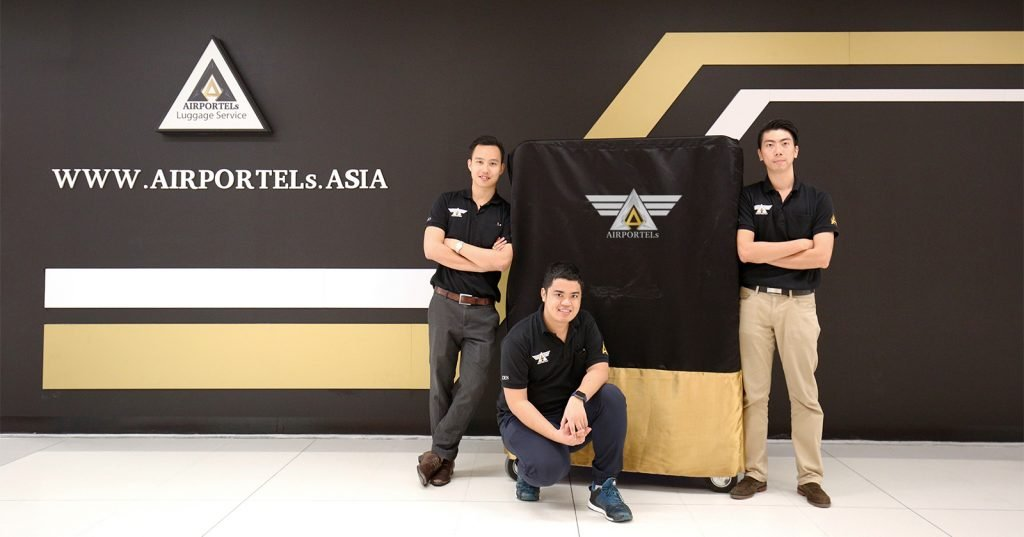 airportels,luggage delivery,luggage storage,luggage delivery bangkok